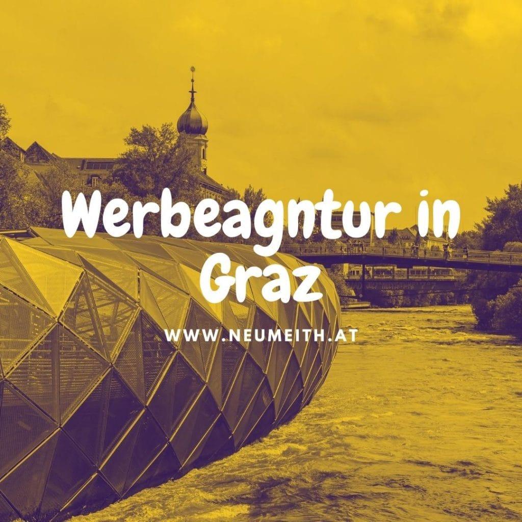 Werbeagentur in Graz für Online Marketing und eCommerce Dienstleistungen